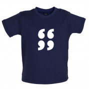 66 99 Quote marks Baby T Shirt