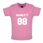 Hamblett 88 Baby T Shirt