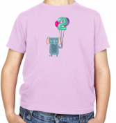 2nd Birthday Elephant Kids T Shirt