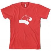 Santa Hat T Shirt