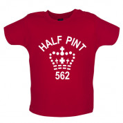 Half Pint Baby T Shirt