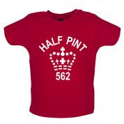 Half Pint Baby T Shirt