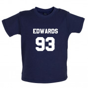 Edwards 93 Baby T Shirt