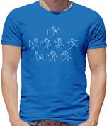 Sign Language - I Love You T Shirt