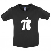 Apple Pi Kids T Shirt