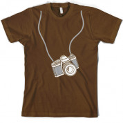 Camera T Shirt