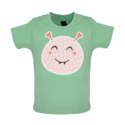 Smiley Face Blob Mrs T Shirt