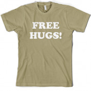 Free Hugs T Shirt