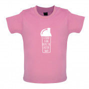 A Scoop A Day Keeps The Doctor Away Baby T Shirt