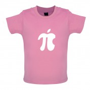 Apple Pi Baby T Shirt