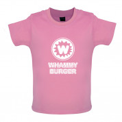 Whammy Burger Baby T Shirt