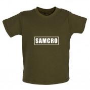 Samcro Baby T Shirt
