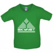 Skynet Kids T Shirt