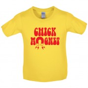 Chick magnet Kids T Shirt