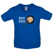 Bad Egg Kids T Shirt