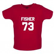 Fisher 73 Baby T Shirt