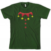 Christmas Elf Suit T Shirt