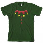 Christmas Elf Suit T Shirt