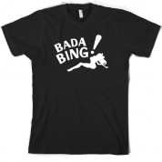 Bada Bing Club T Shirt