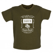 Dave's Toast Rack Emporium Baby T Shirt