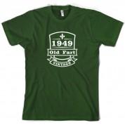 1949 Old Fart Vintage T Shirt