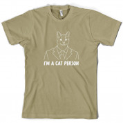 I'm A Cat Person T Shirt