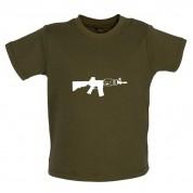 A Salt Rifle Baby T Shirt