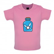 Fairy In A Jar Baby T Shirt