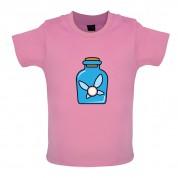 Fairy In A Jar Baby T Shirt