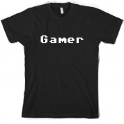Gamer Pixel T Shirt