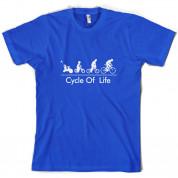 Cycle of Life T Shirt