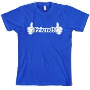 Thumbs up Friend T Shirt