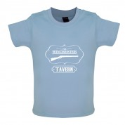 The Winchester Tavern Baby T Shirt