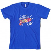 Mcflys Hoverboards T Shirt