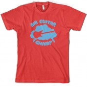 Air Guitar Champ T Shirt