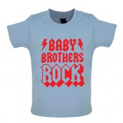 Baby brothers Rock Baby T Shirt