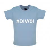 #Div Baby T Shirt