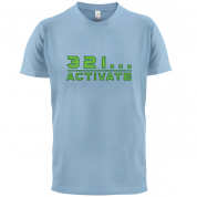 321…Activate T Shirt