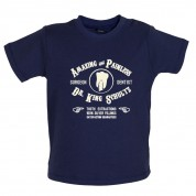 Amazing Painless Dr King Schultz Baby T Shirt