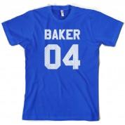 Baker 04 T Shirt