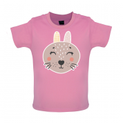 Smiley Face Mrs Rabbit Mrs T Shirt
