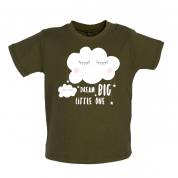 Dream Big Little One Mrs T Shirt