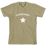 Officer Jenny T Shirt