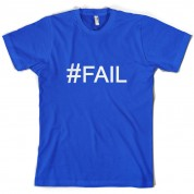 #Fail (Hashtag) T Shirt