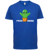 Free Cactus Hugs T Shirt