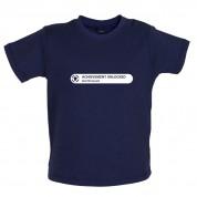 Achievement Unlocked - Got Dressed Baby T Shirt
