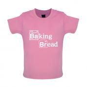 Baking Bread Baby T Shirt