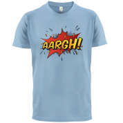 AARGH Word Art T Shirt