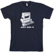 Just DOS it T Shirt