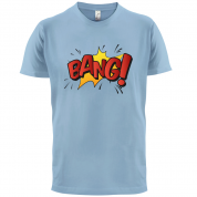 BANG! Word Art T Shirt